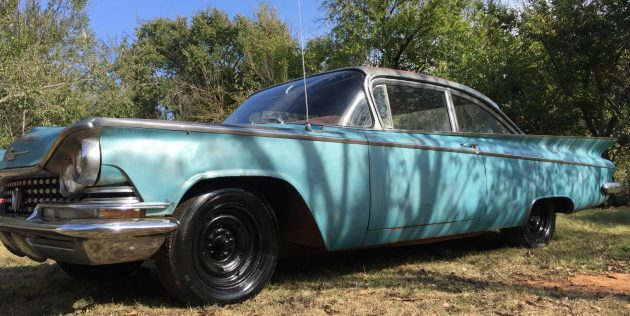 Worth Saving? 1959 Buick 2-Door LeSabre