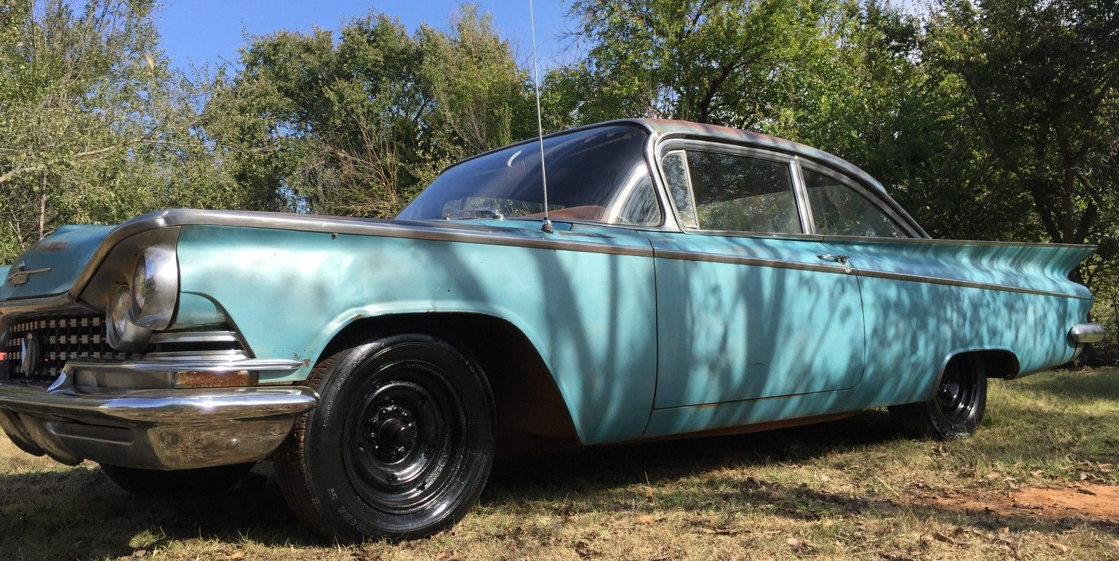 Worth Saving 1959 Buick 2 Door Lesabre