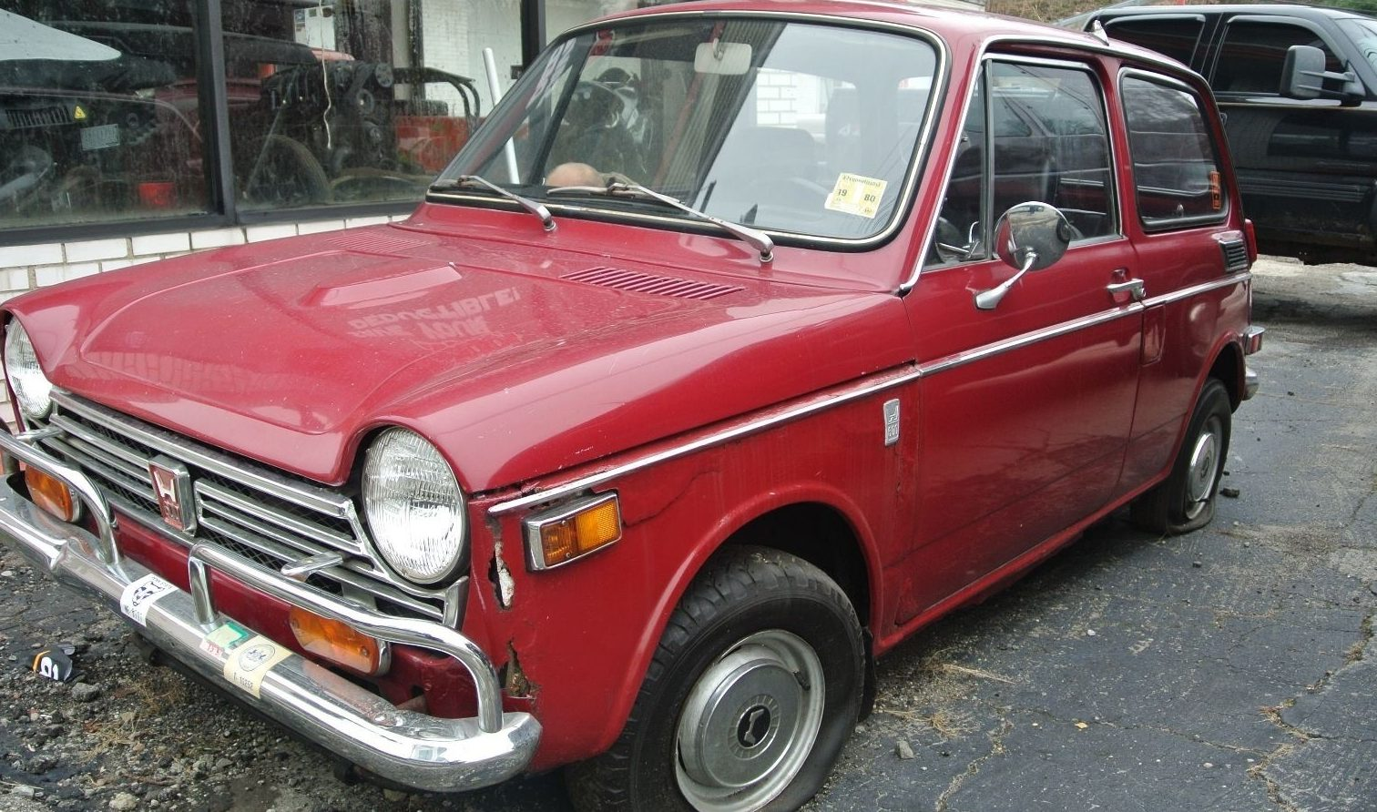 Hondas For Sale By Owner >> Rusty But Cheap: 1973 Honda N600