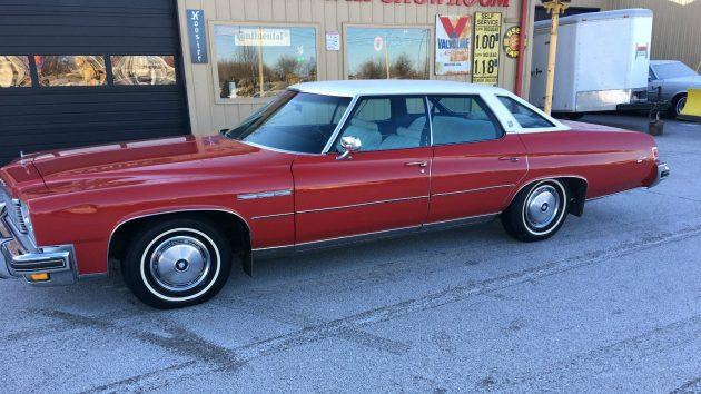 1975 Buick LeSabre Survivor–What's It Worth?