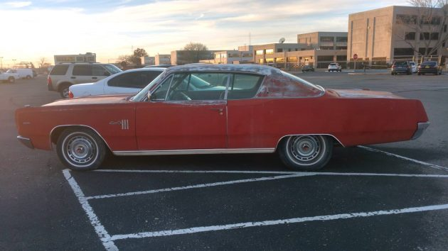 New Mexico Find: 1967 Plymouth Sport Fury