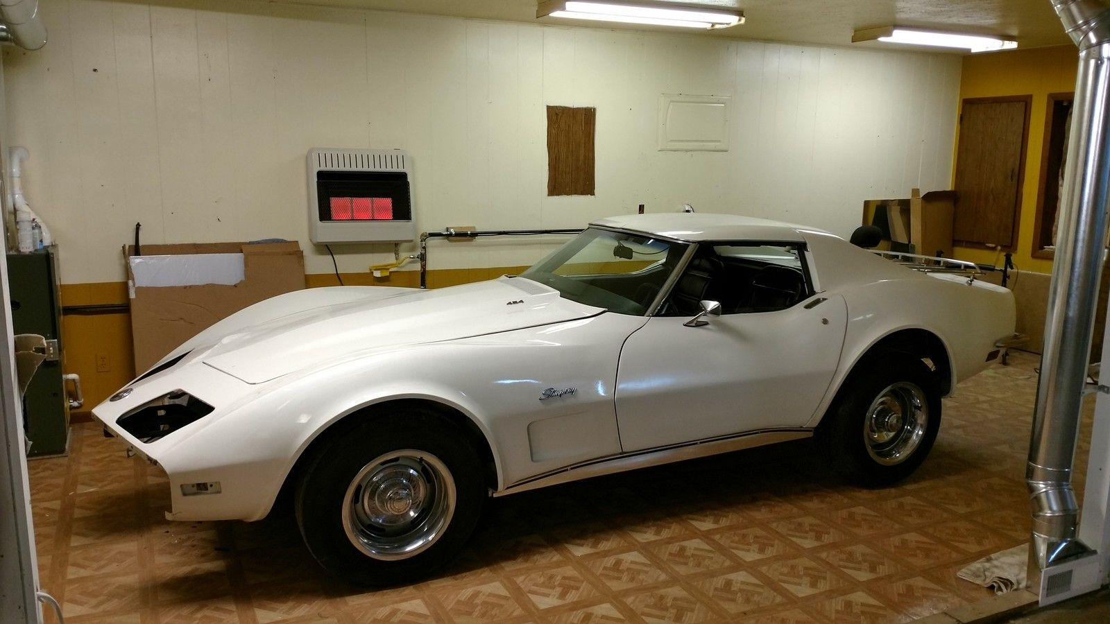 Picture of 1973 chevrolet corvette coupe exterior - Picture Of 1973 Chevrolet Corvette Coupe Exterior 21