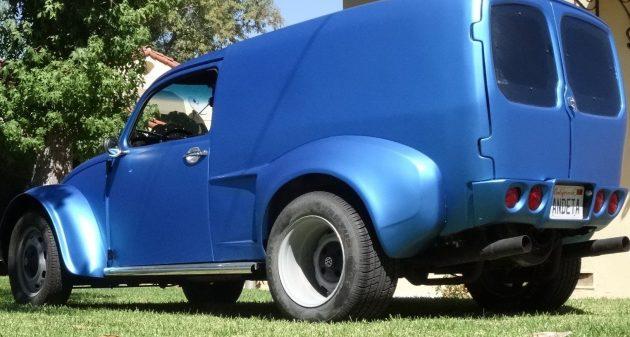 Bug with Back: Custom VW Vandetta