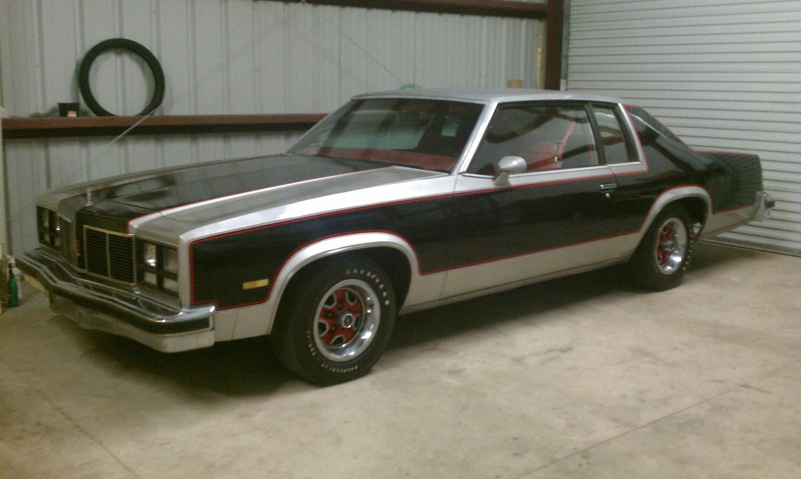 Nicely Kept! 1977 Oldsmobile Pace Car Replica