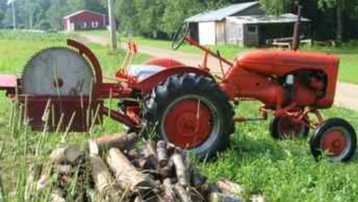 Tractor Time 1939 Allis Chalmers Model B
