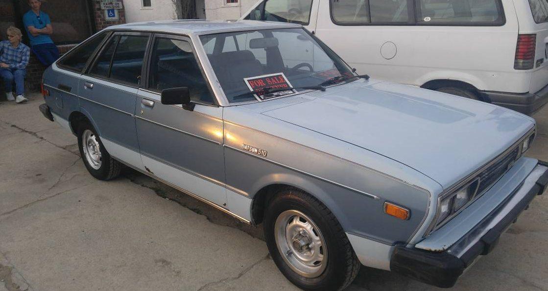 Final Edition: 1981 Datsun 510