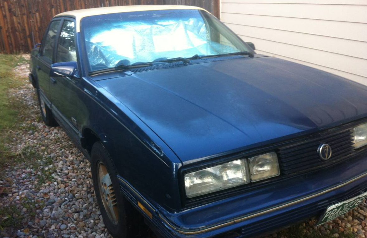 Awd Cars For Sale >> Ready for Winter: 1989 Pontiac 6000 STE AWD
