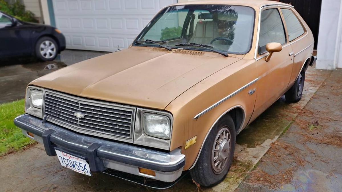 Rollin Coal 1982 Chevrolet Chevette Diesel