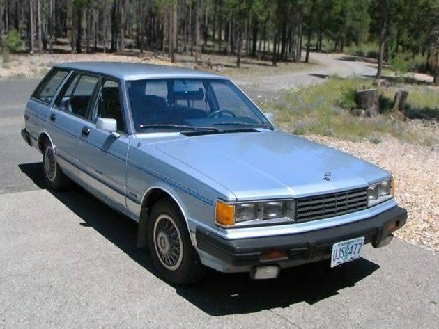 $2,500 Diesel: 1981 Datsun 810 Maxima Wagon
