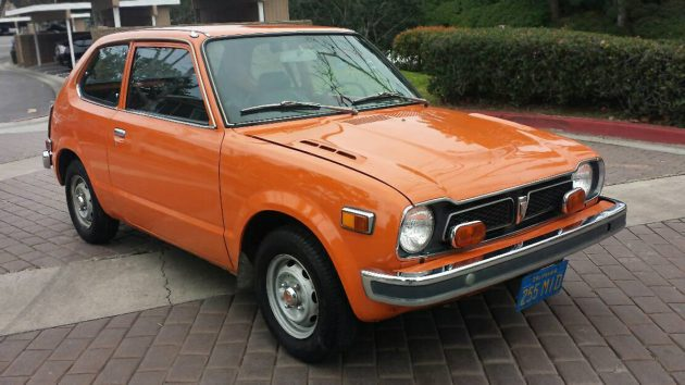 Vitamin C 1974 Honda Civic