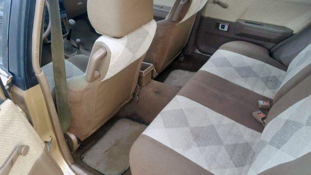 Barn Finds Toyota Tercel Wagon X on 1985 Toyota Tercel 4wd Wagon