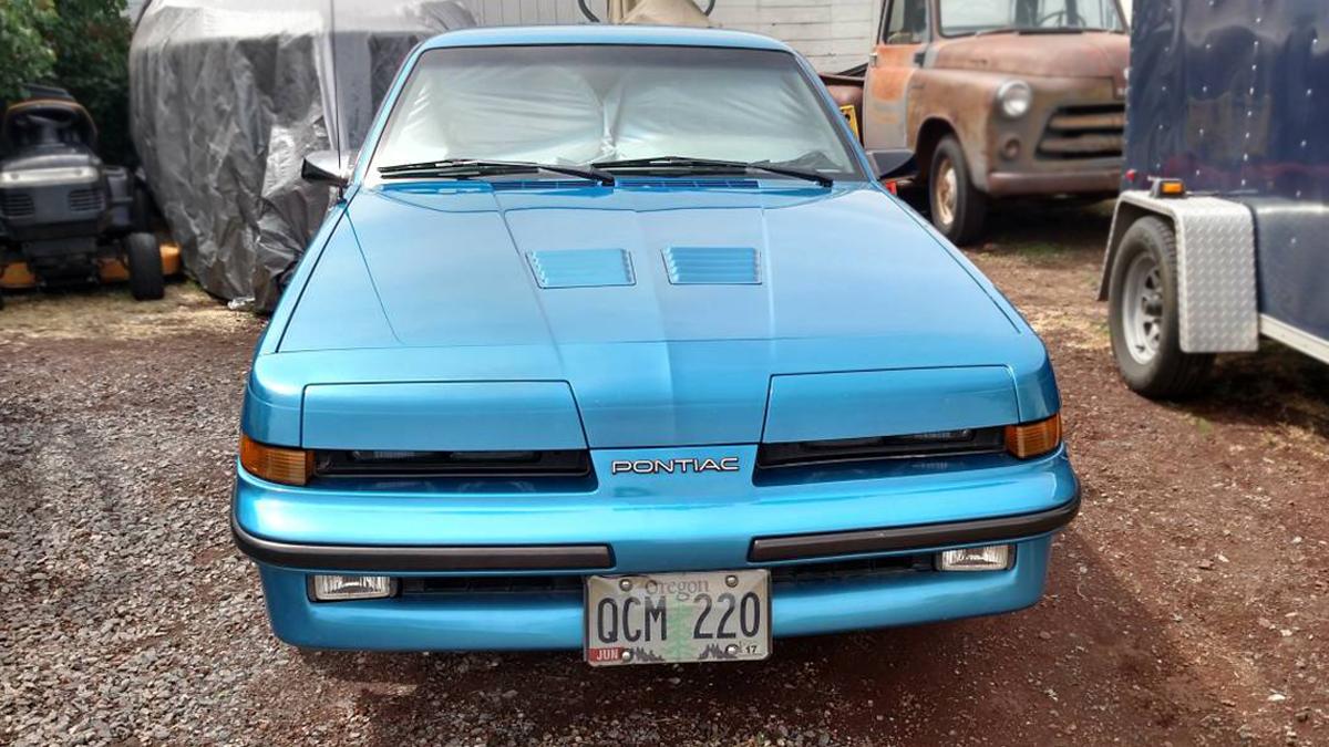 Barn Finds Pontiac Sunbird Gt Turbo on 02 Chevy Cavalier