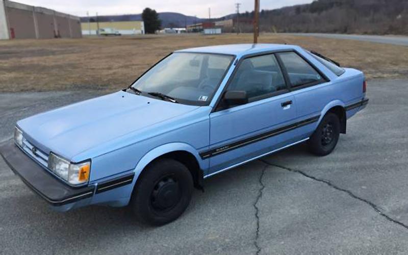 Subaru gl craigslist