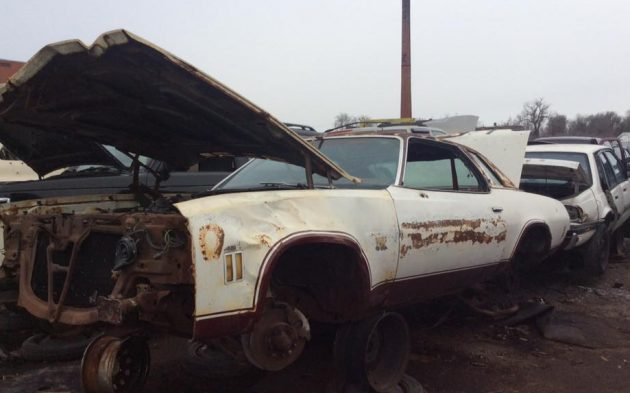 We Lost One: Former Barn Find Feature Junked