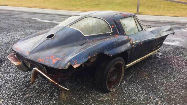 Serious Impact: 1963 Corvette Split Window