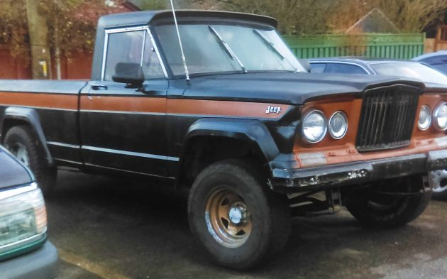EXCLUSIVE: 1965 Jeep Gladiator For $1,500