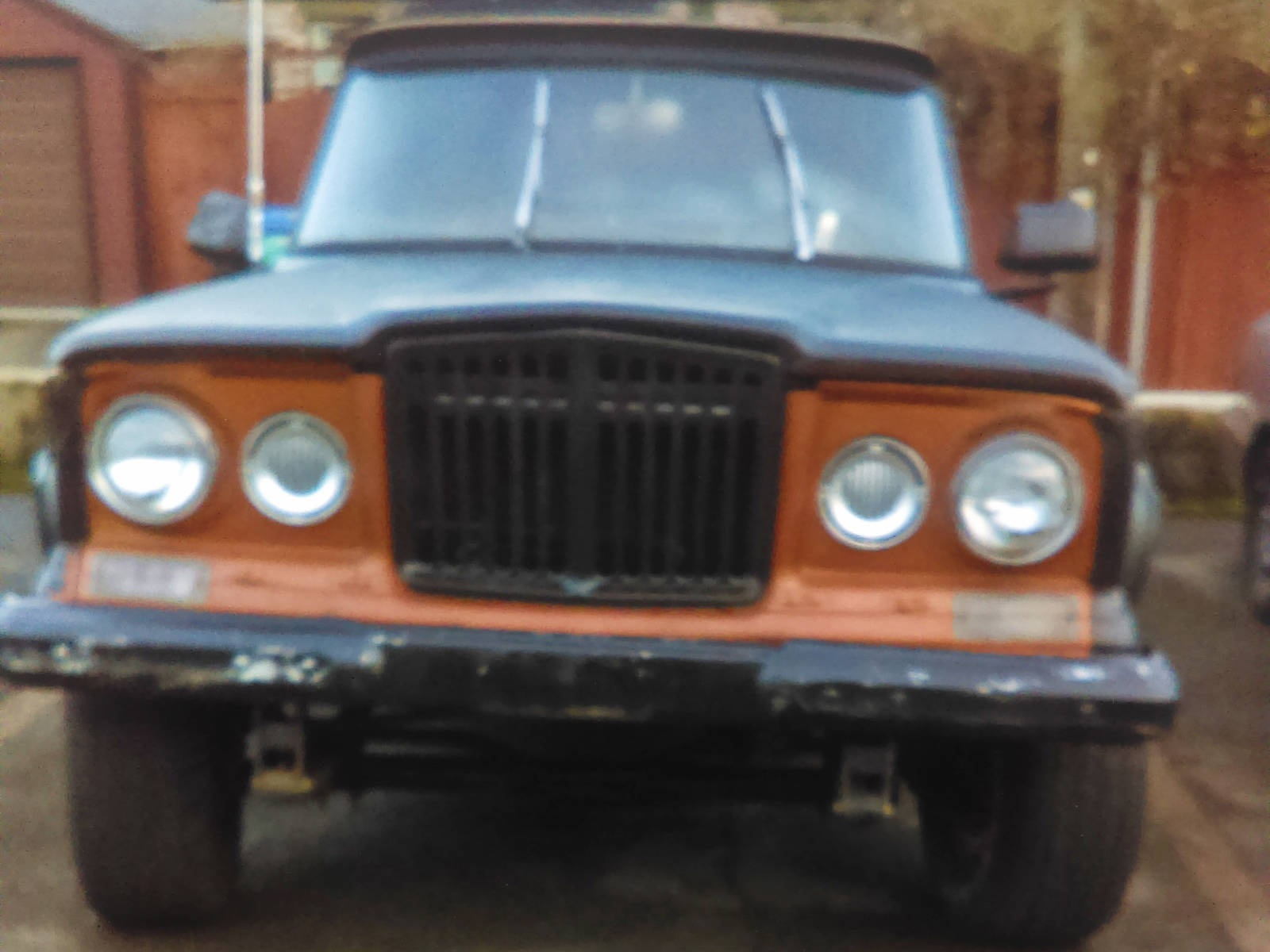 EXCLUSIVE 1965 Jeep Gladiator For $1 500