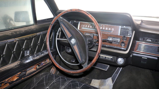 EXCLUSIVE: Famous 1968 Lincoln Continental ($7k Price Drop!)