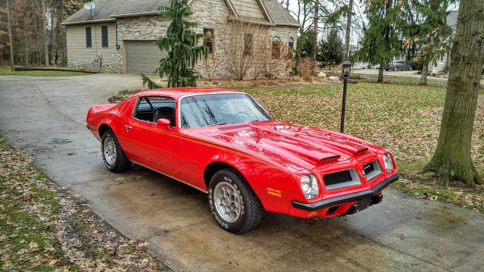 8 205 Original Miles 1974 Pontiac Firebird