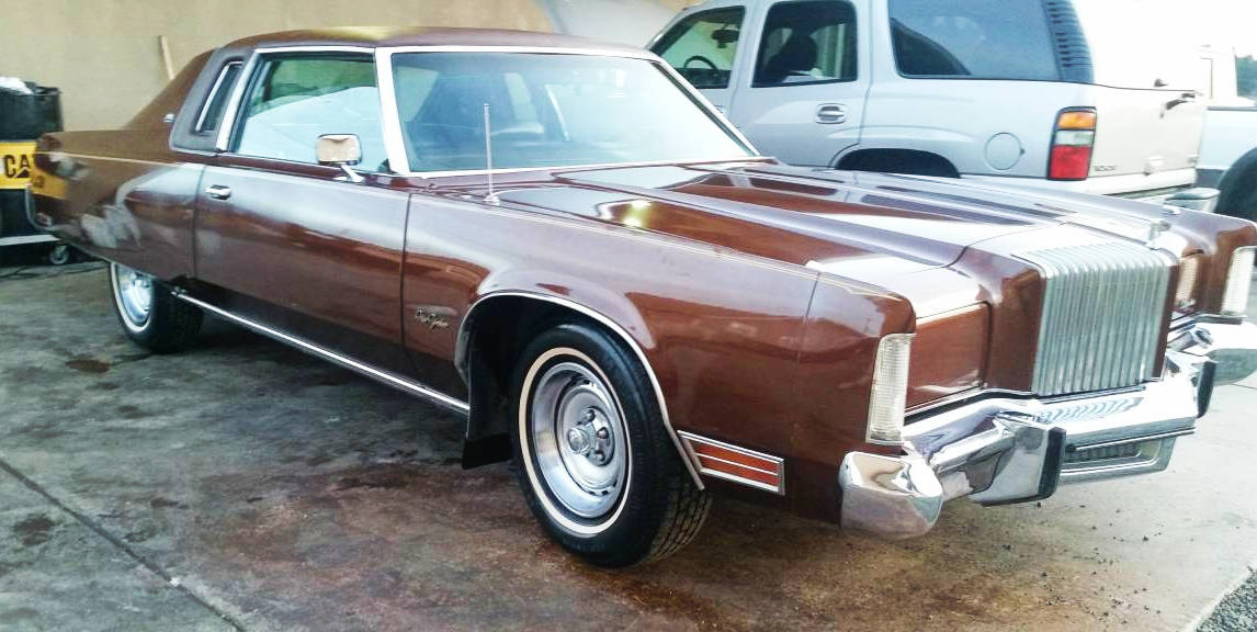1977 Chrysler New Yorker Talk Of The Town