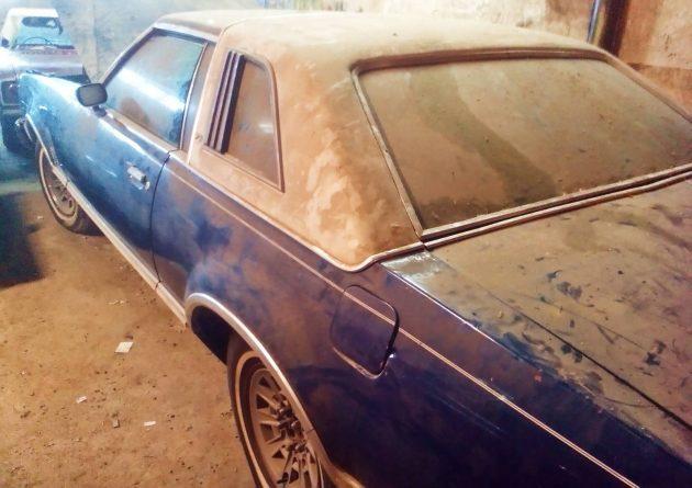 Exclusive 1977 Mercury Cougar Xr7