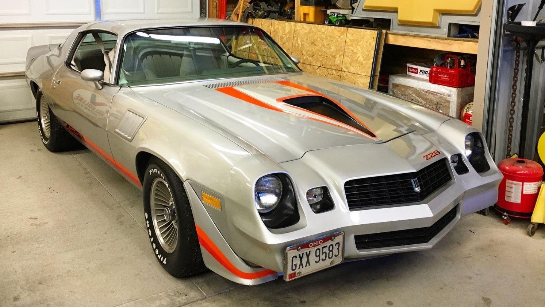 Amazing Condition 1979 Chevrolet Camaro Z28