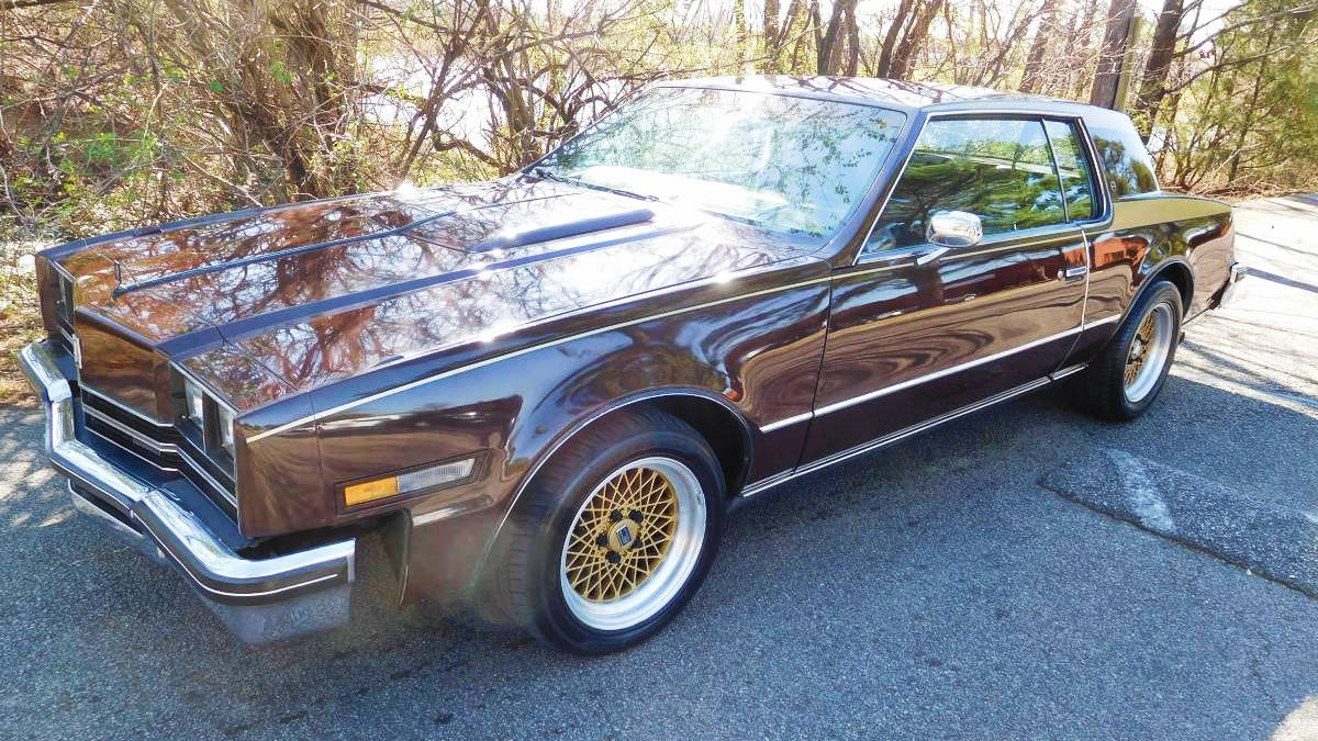 Special Touring Edition 1984 Olds Toronado