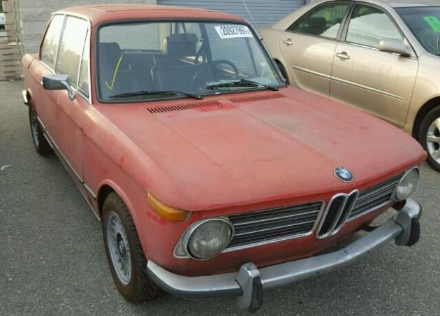 Why, Oh Why? 1972 BMW 2002 Tii