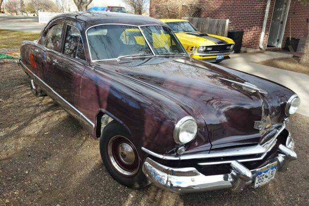 Cross Country Restomod: 1951 Kaiser Deluxe