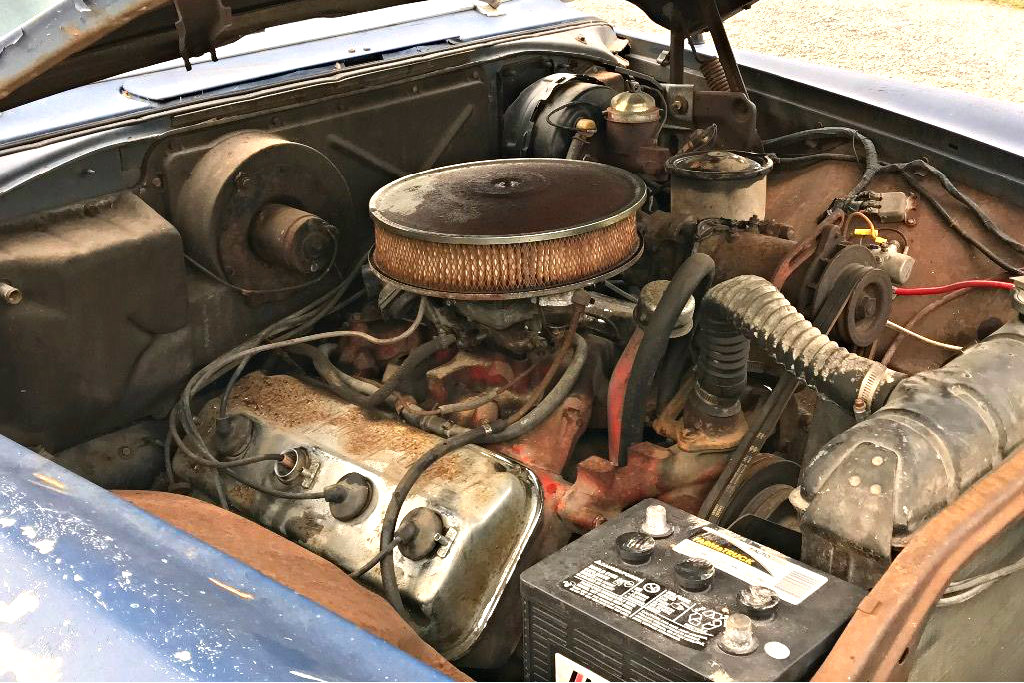 Hemi Wagon: 1955 Chrysler New Yorker Towne & Country
