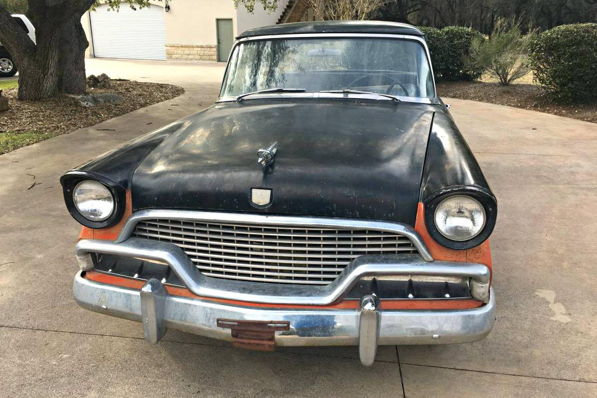 Affordable Stude 1956 Studebaker Commander