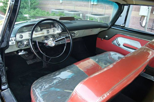 low mileage finned coupe 1957 desoto firesweep. Black Bedroom Furniture Sets. Home Design Ideas