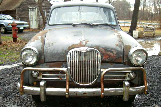 $600 British Project: 1958 Singer Gazelle