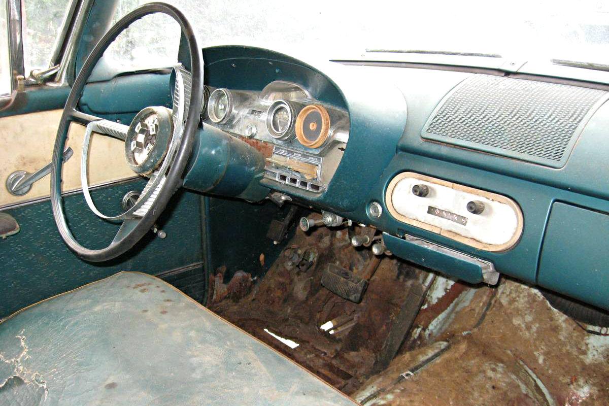 Barn Found Ranger 1958 Edsel Ranger