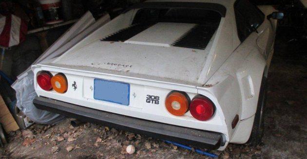 RHD Euro-Spec: 1978 Ferrari 308GTB