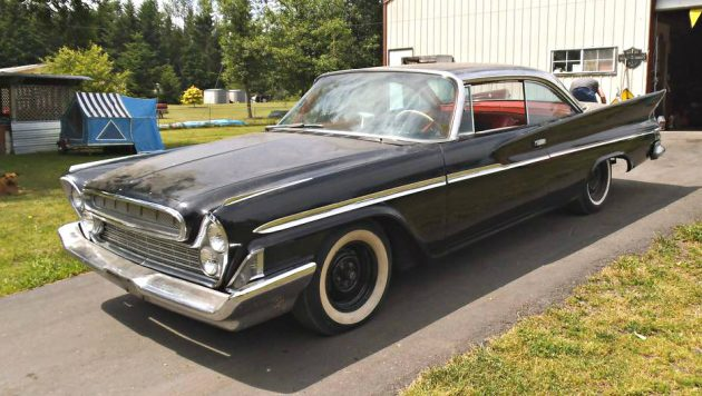 Adventure In Style: 1961 Desoto Adventurer