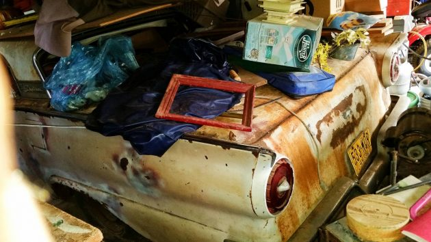 EXCLUSIVE: 1957 Ford Fairlane Skyliner ($2k Price Drop!)