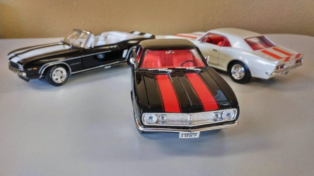 GIVEAWAY: Camaros From The Erickson Collection!