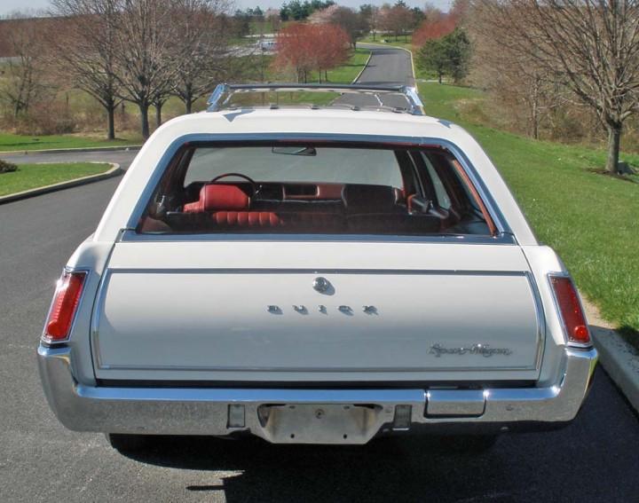 Tow Or Show 1968 Dodge Coronet Wagon