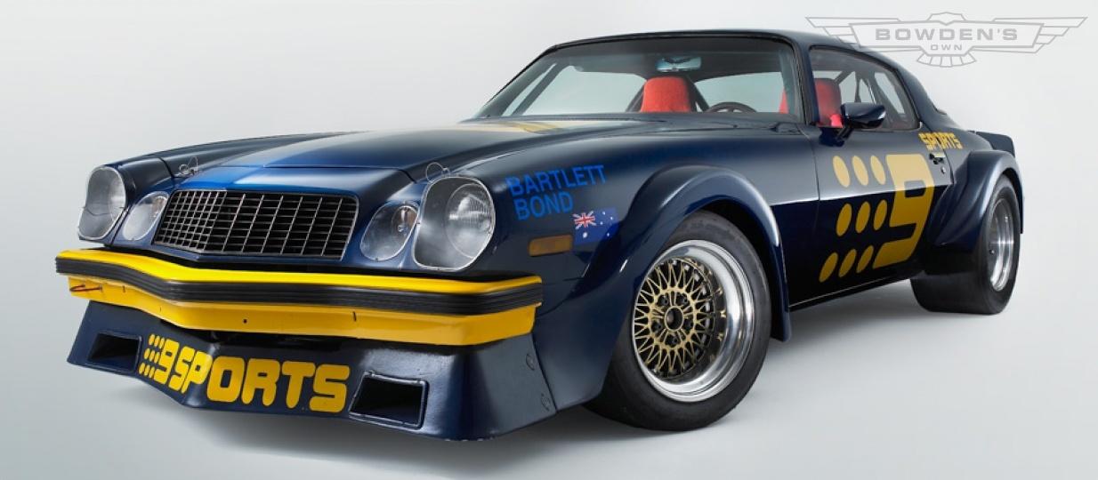 Amazing Condition: 1979 Chevrolet Camaro Z28