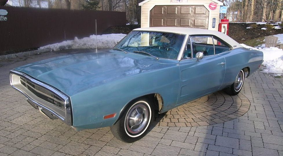 Another 1-of-1! Survivor 1970 Dodge Charger - Barn Finds