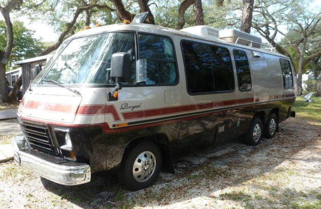 Gmc Motorhome For Sale >> Only Way to Travel: 1977 GMC Motorhome