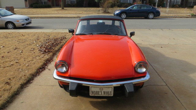 another nice one: $3,500 triumph spitfire