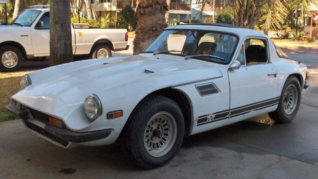 1974 TVR 2500M Driveway Find