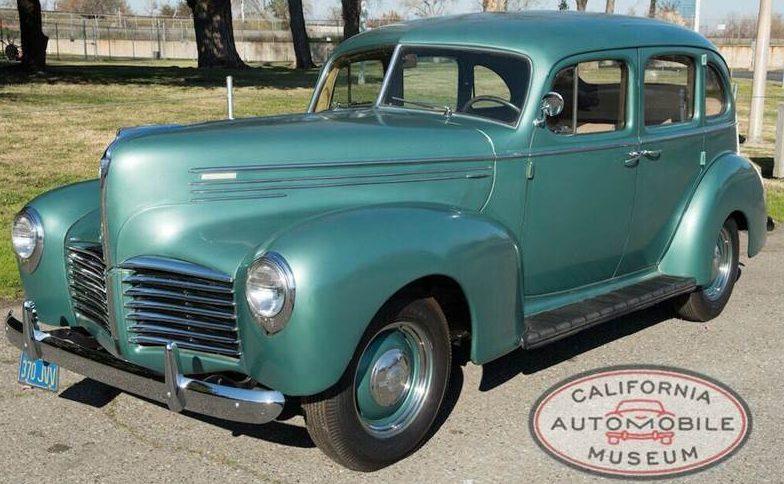 Cheap Cars For Sale >> Cheap Classic: 1940 Hudson 40