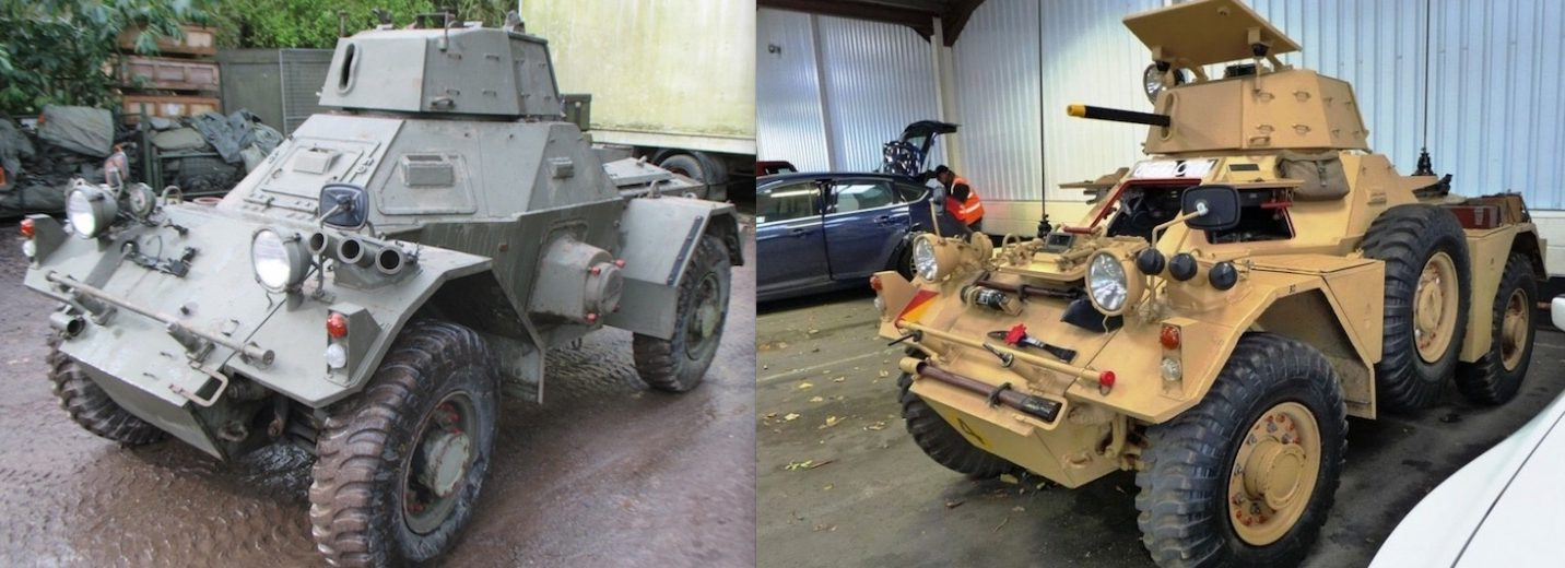 grenades not included daimler ferret scout cars. Black Bedroom Furniture Sets. Home Design Ideas