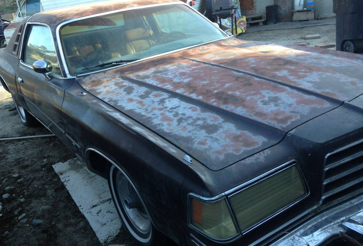 Used Car Auctions >> NASCAR Lineage: 1978 Dodge Magnum