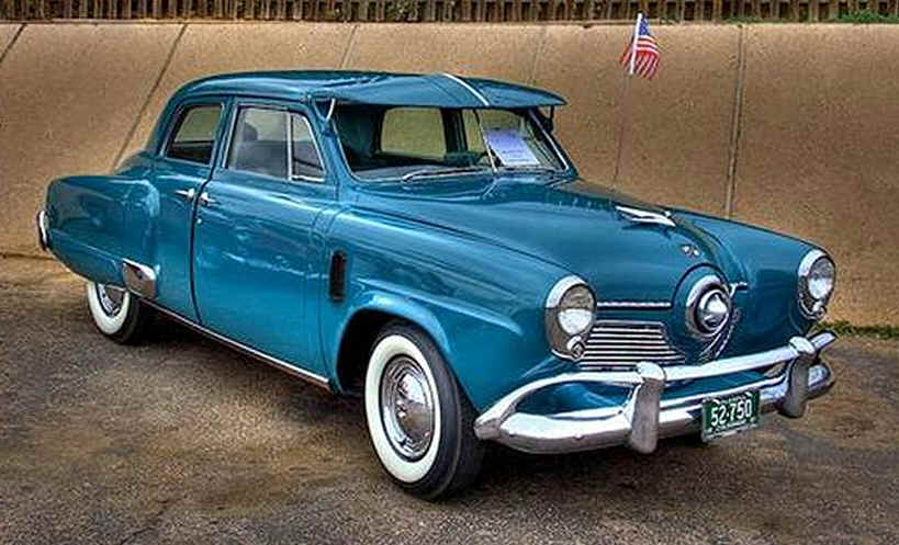 Exclusive 1951 Studebaker Commander