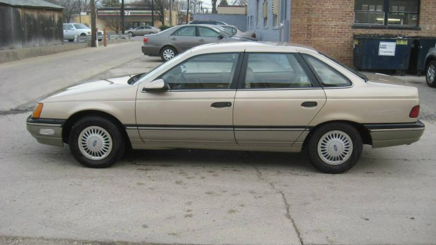 Car Auctions In Illinois >> Nearly New! 3,453 Mile 1987 Ford Taurus LX