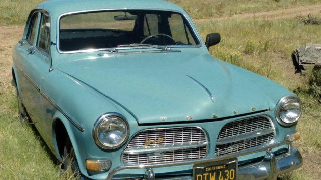 1963 Volvo 122S Sedan–Amazon Needs A New Home!